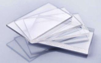 Прозрачный монолитный поликарбонат 4 мм
