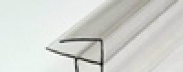 Профиль угловой для поликарбоната