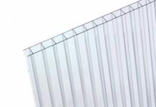 Прозрачный сотовый поликарбонат 3,5 мм