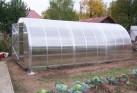 Теплица Урожай ЭЛИТ 8 метров