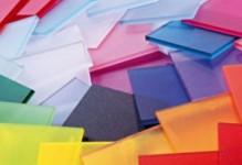 Цветной монолитный поликарбонат 2 мм