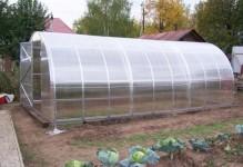Теплица Урожай ЭЛИТ 10 метров